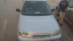 Car Suzuki Cultus vx 2002 Karachi