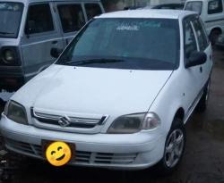Car Suzuki Cultus vxl 2004 Karachi