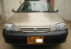 Car Suzuki Cultus vxl 2007 Karachi
