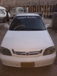 Car Suzuki Cultus vxl 2009 Islamabad-Rawalpindi