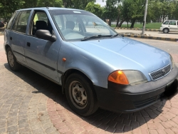 Car Suzuki Cultus vxr 2000 Lahore