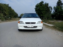 Car Suzuki Cultus vxr 2002 Islamabad-Rawalpindi
