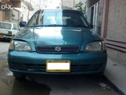 Car Suzuki Cultus vxr 2003 Karachi
