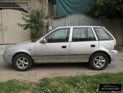 Car Suzuki Cultus vxr 2004 Lahore