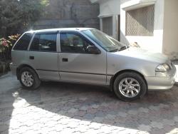 Car Suzuki Cultus vxr 2004 Nowshera cantt