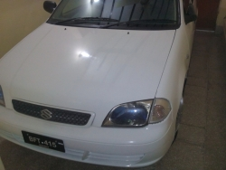 Car Suzuki Cultus vxr 2005 Islamabad-Rawalpindi