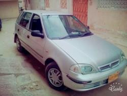 Car Suzuki Cultus vxr 2005 Karachi