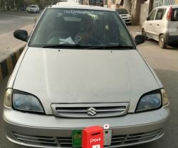 Car Suzuki Cultus vxr 2005 Lahore