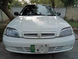 Car Suzuki Cultus vxr 2007 Faisalabad