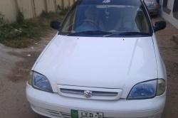 Car Suzuki Cultus vxr 2007 Islamabad-Rawalpindi