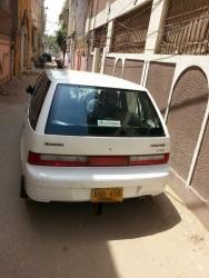 car suzuki cultus vxr 2007 karachi 26628