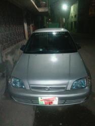 Car Suzuki Cultus vxr 2007 Lahore