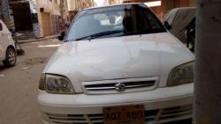 Car Suzuki Cultus vxr 2008 Karachi