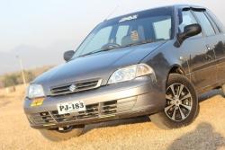 Car Suzuki Cultus vxr 2009 Islamabad-Rawalpindi