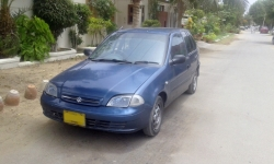Car Suzuki Cultus vxr 2009 Karachi