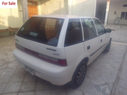 Car Suzuki Cultus vxr 2009 Peshawer