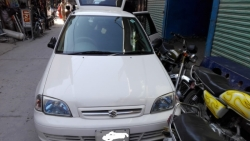 Car Suzuki Cultus vxr 2010 Islamabad-Rawalpindi