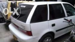 Car Suzuki Cultus vxr 2010 Karachi