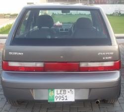 Car Suzuki Cultus vxr 2010 Lahore