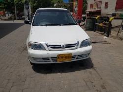 Car Suzuki Cultus vxr 2011 Lahore