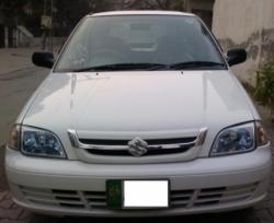 Car Suzuki Cultus vxr 2012 Islamabad-Rawalpindi