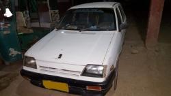 Car Suzuki Khyber 1989 Karachi