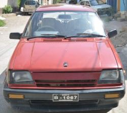 Car Suzuki Khyber 1992 Peshawer