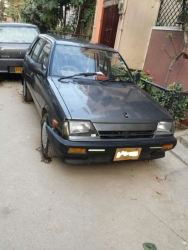 Car Suzuki Khyber 1997 Karachi