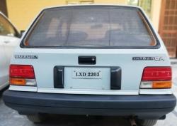 Car Suzuki Khyber 1997 Sargodha