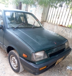 Car Suzuki Khyber 1999 Karachi