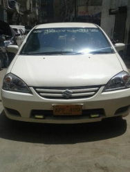 Car Suzuki Liana 2007 Hyderabad