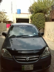 Car Suzuki Liana Vurv 2008 Lahore