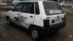 Car Suzuki Mehran 2005 Faisalabad