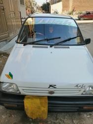 Car Suzuki Mehran 2005 Peshawer