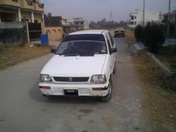 Car Suzuki Mehran vx 1992 Islamabad-Rawalpindi