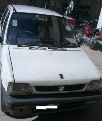 Car Suzuki Mehran vx 1993 Islamabad-Rawalpindi