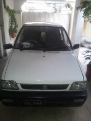 Car Suzuki Mehran vx 1998 Lahore
