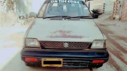 Car Suzuki Mehran vx 2000 Karachi