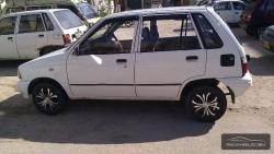 Car Suzuki Mehran vx 2002 Karachi