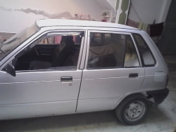 Car Suzuki Mehran vx 2003 Peshawer