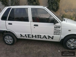 Car Suzuki Mehran vx 2005 Lahore