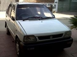Car Suzuki Mehran vx 2006 Islamabad-Rawalpindi