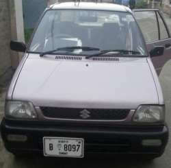Car Suzuki Mehran vx 2006 Peshawer