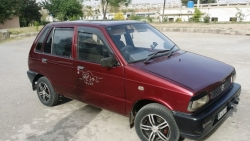 Car Suzuki Mehran vx 2007 Islamabad-Rawalpindi