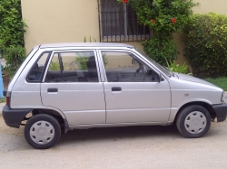 Car Suzuki Mehran vx 2007 Karachi