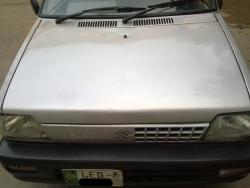 Car Suzuki Mehran vx 2007 Lahore