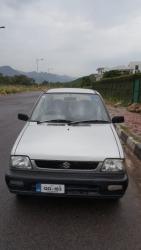 Car Suzuki Mehran vx 2009 Islamabad-Rawalpindi