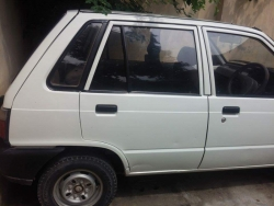 buy used suzuki mehran-vx car in lahore