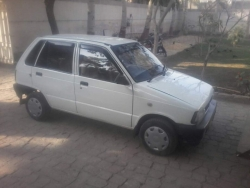 Car Suzuki Mehran vx 2010 Karachi