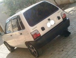 Car Suzuki Mehran vx 2011 Islamabad-Rawalpindi